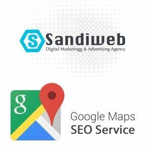 Google Maps SEO Service