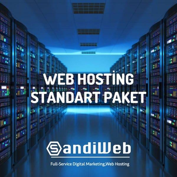 SandiWeb Hosting