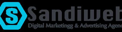 Sandiweb New Logo SEO Expert